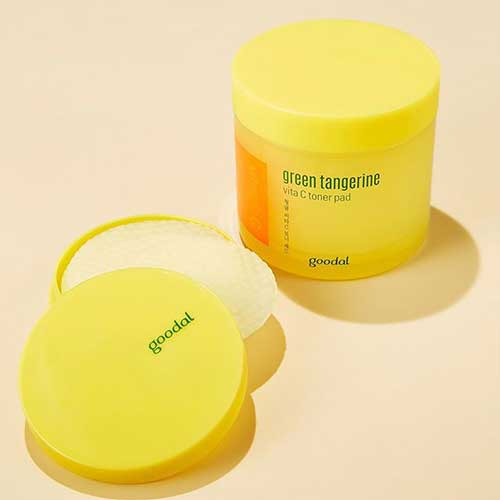 goodal korean toner pad
