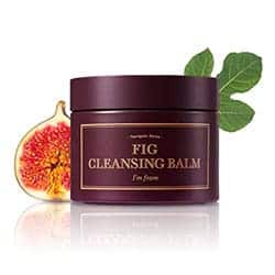 i'm from fig cleansing balm - Korean cleanser