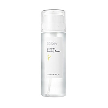 round around peeling toner
