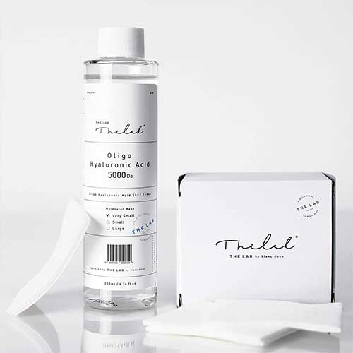korean toner - the lab by blanc doux