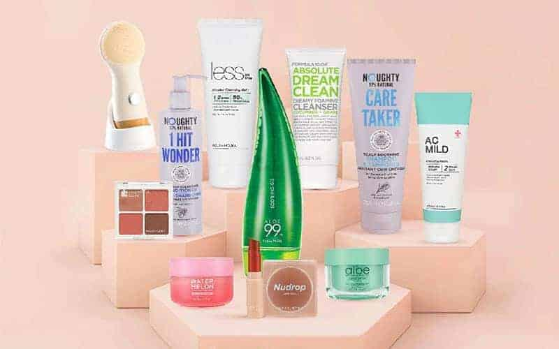korean cosmetics - holika holika