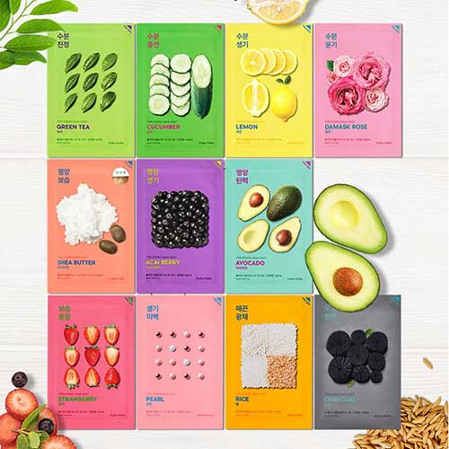holika holika best face sheet mask