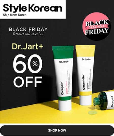 stylekorean coupon dr jart
