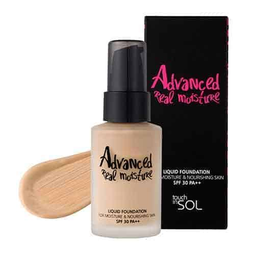 touch in sol korean makeup foundation