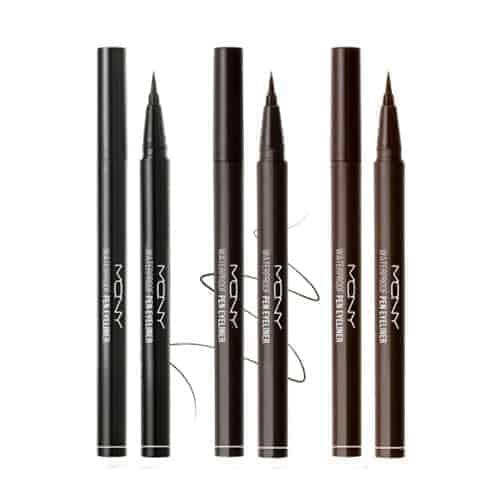MQNY pen eyeliner - korean eyeliner