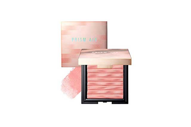 Clio makeup blusher: Korean cosmetic brand