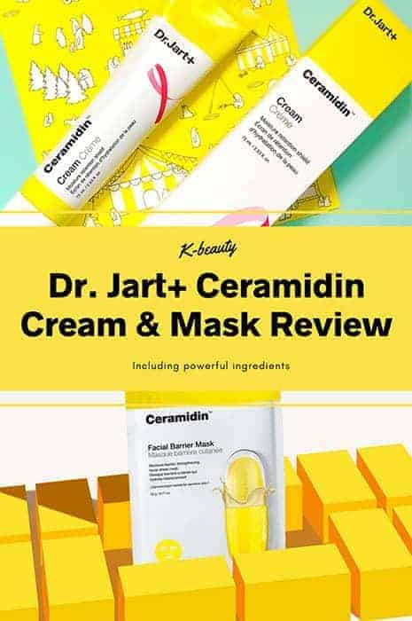 dr jart ceramidin review
