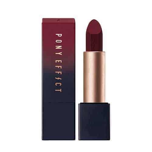korean makeup pony effect lipstick