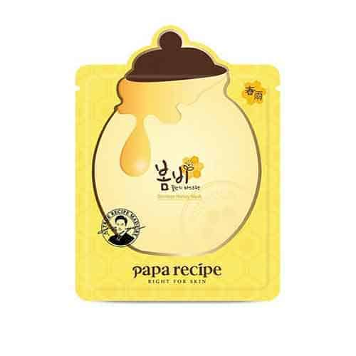 korean face mask for dry skin with actives