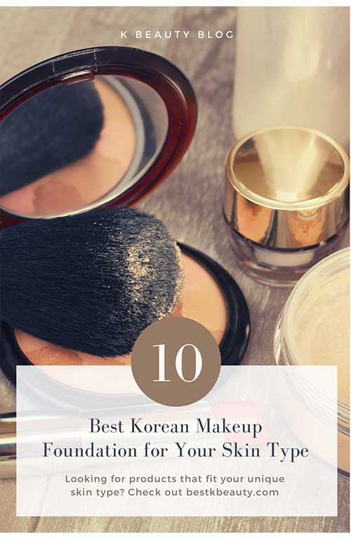 korean makeup foundation