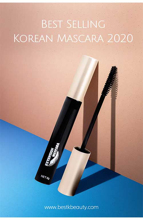 Korean makeup mascara