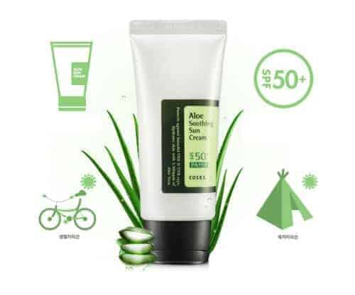 Cosrx Aloe Sunscreen