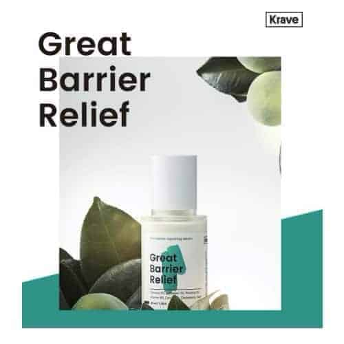 krave great barrier relief