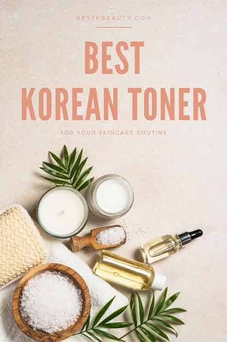 best korean toners