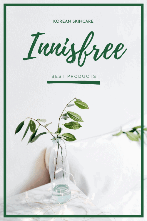 best innisfree product