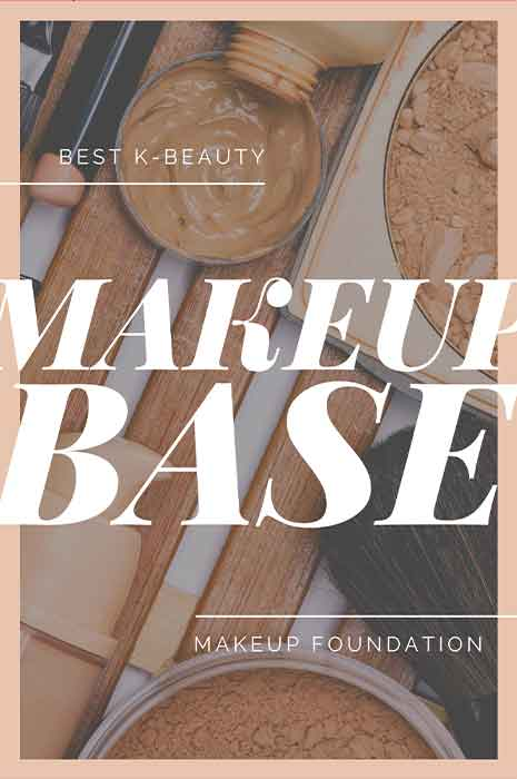 korean bestselling foundation