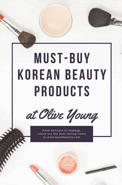 olive young best products