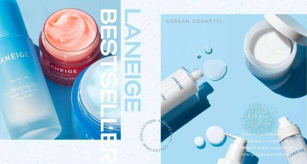 Best Laneige Products K-beauty brand