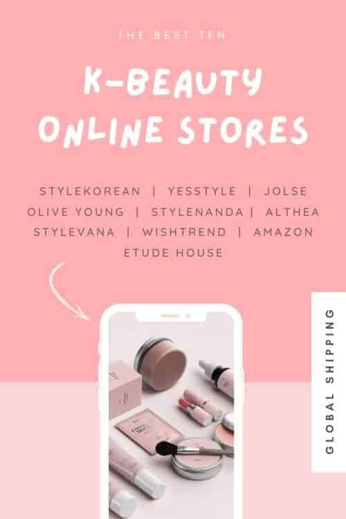 korean beauty products online store