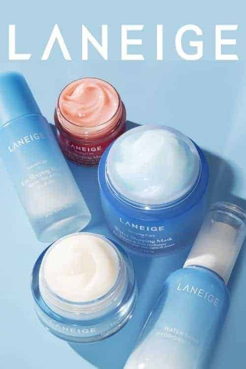 Laneige-Korean cosmetic brand