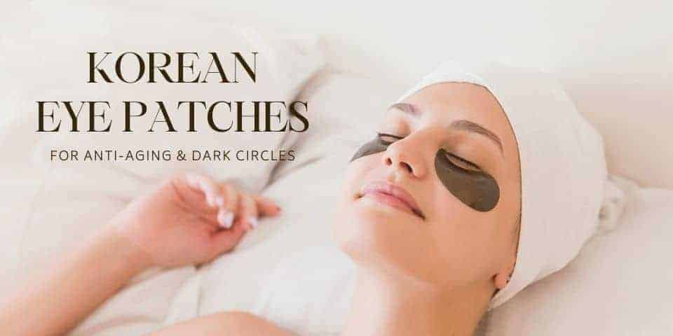 Best Korean eye patches