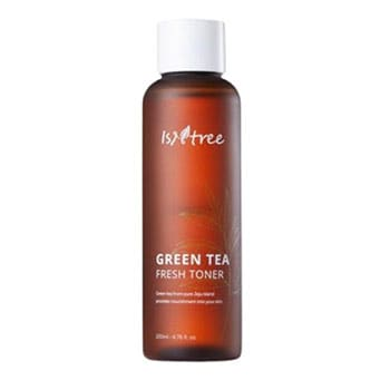 isntree green tea fresh toner - Korean toner