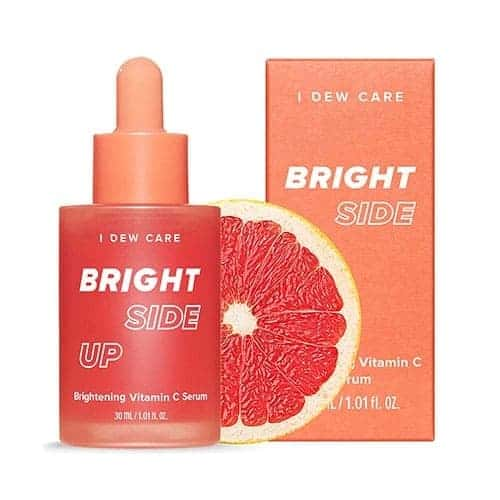 I dew care bright side up serum with niacinamide