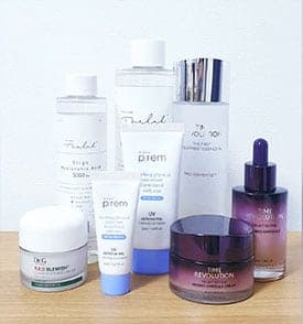 korean skincare routine products review